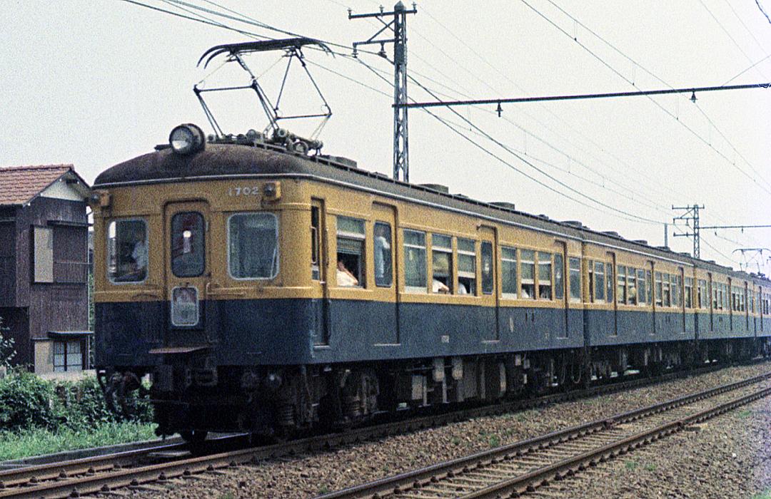 小田急車両1600系、1700系、1800...
