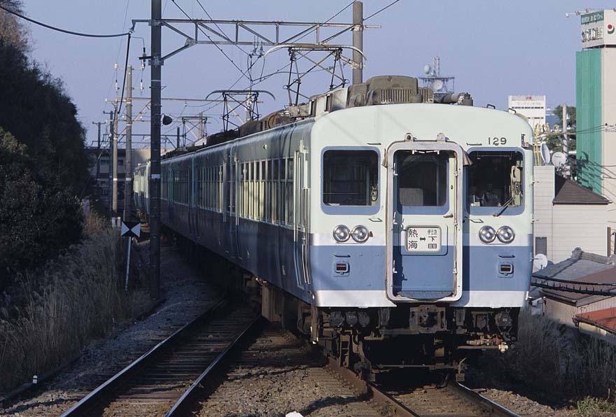 伊豆急行100系電車