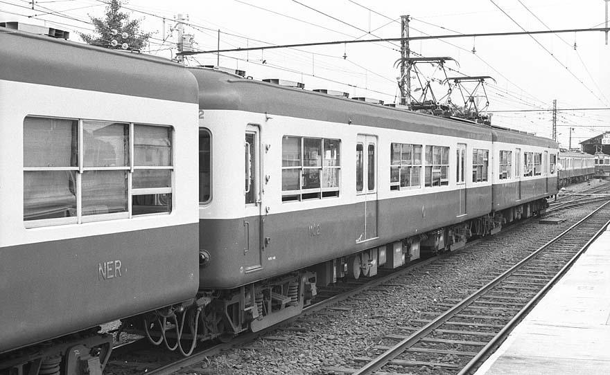 長野電鉄車両 、 OSカー、1100形