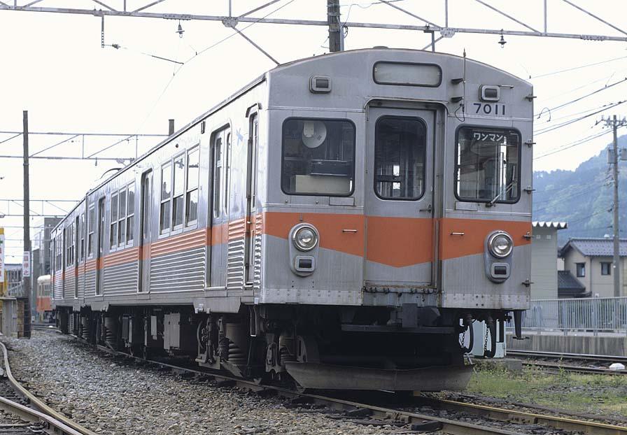 北陸鉄道車両 新世代7000系モハ7...